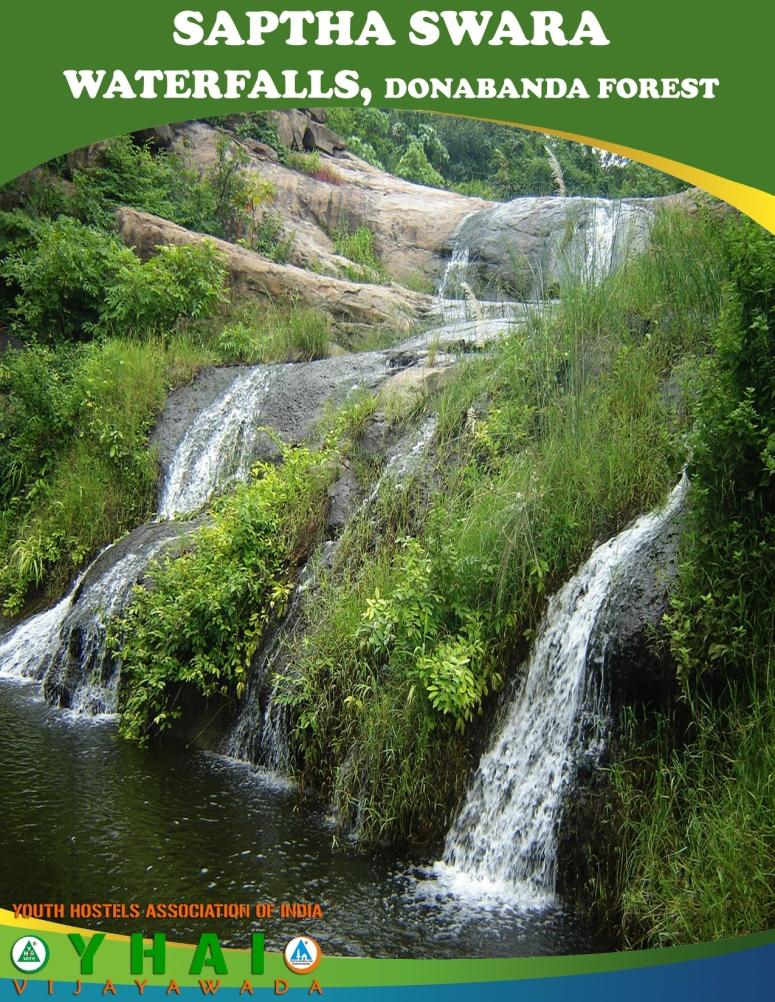 Saptha Swara Waterfalls - Donabanda Forest