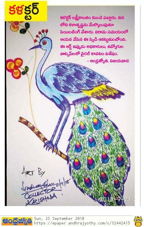 Collector Artist Jyothy 23-Sep-2018
