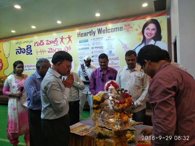 Good Health Mega Show Sakshi Photo 003