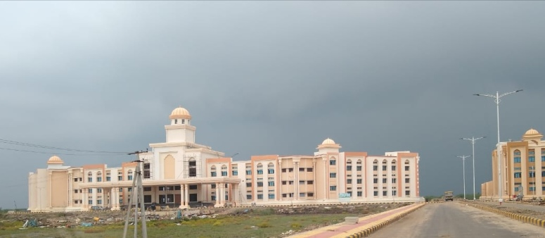 Krishna University Photos 004