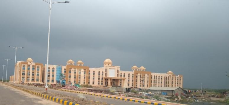 Krishna University Photos 005