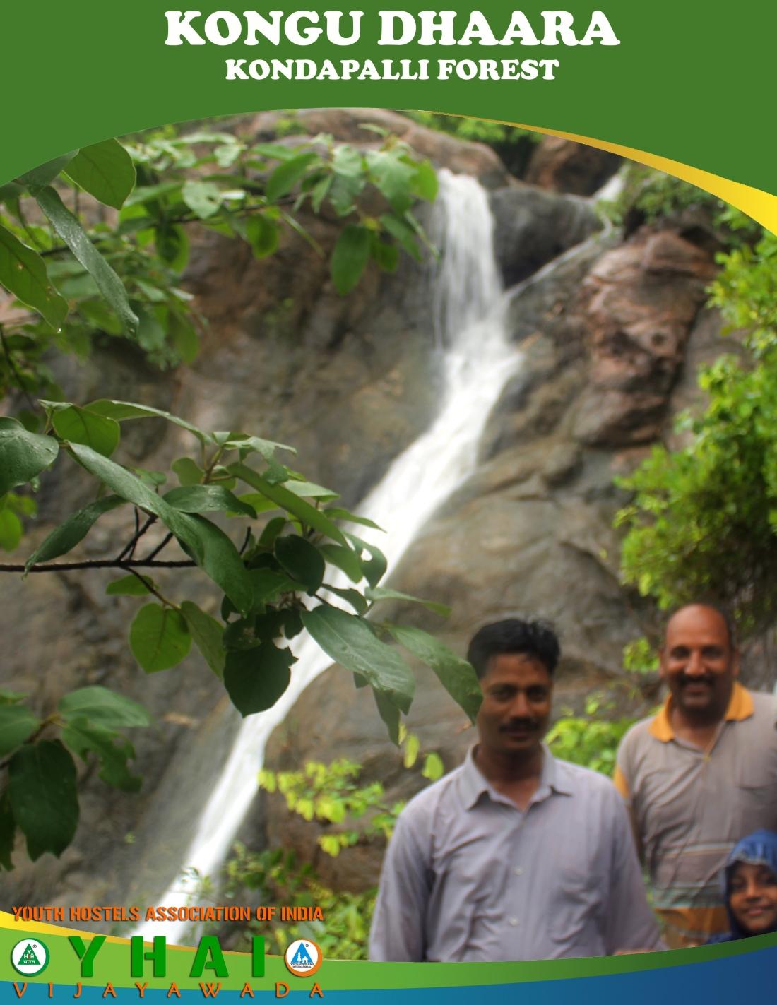 Kongu Dhaara - Kondapalli Forest