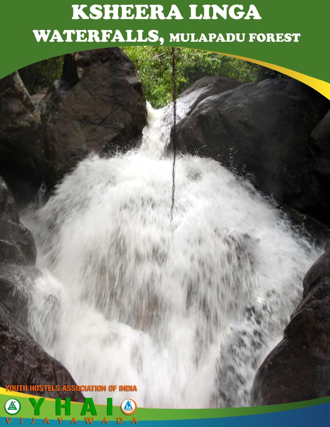 Ksheera Linga WaterFalls - Mulapadu Forest