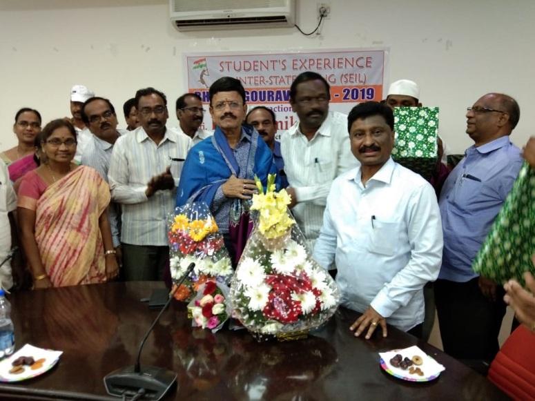 dalita mitra award felicitation photos 18