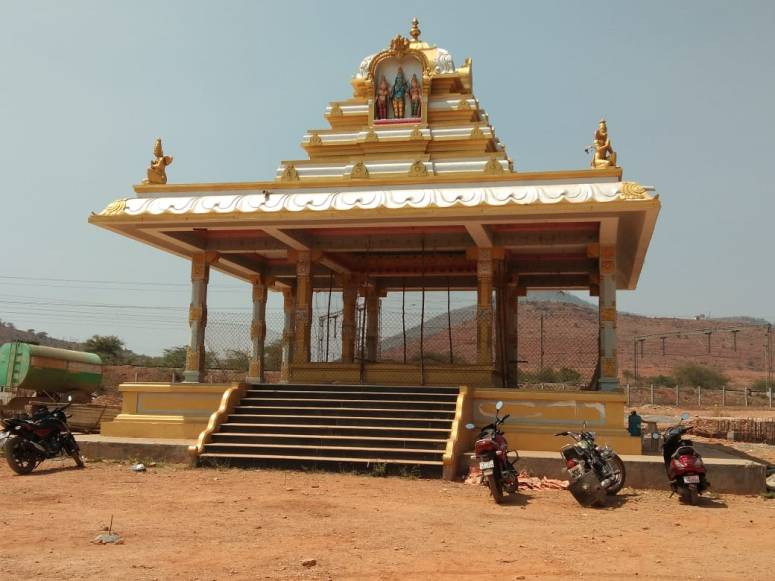 Vontimitta-Kodandarama-Temple Photos 02