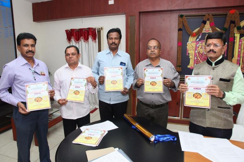 Vontimitta Ramalayam Brahmotsavaalu 2019